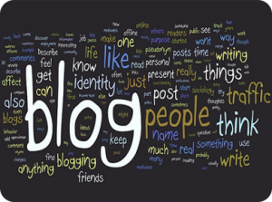 blogging-word-art